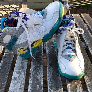 Air Jordan Retro 8's, never worn!